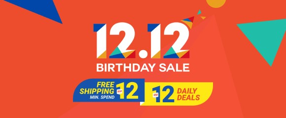 Shopee 12.12 Big Sale