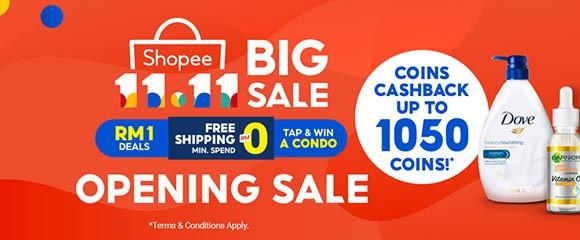 Shopee Pre-Hype Deals