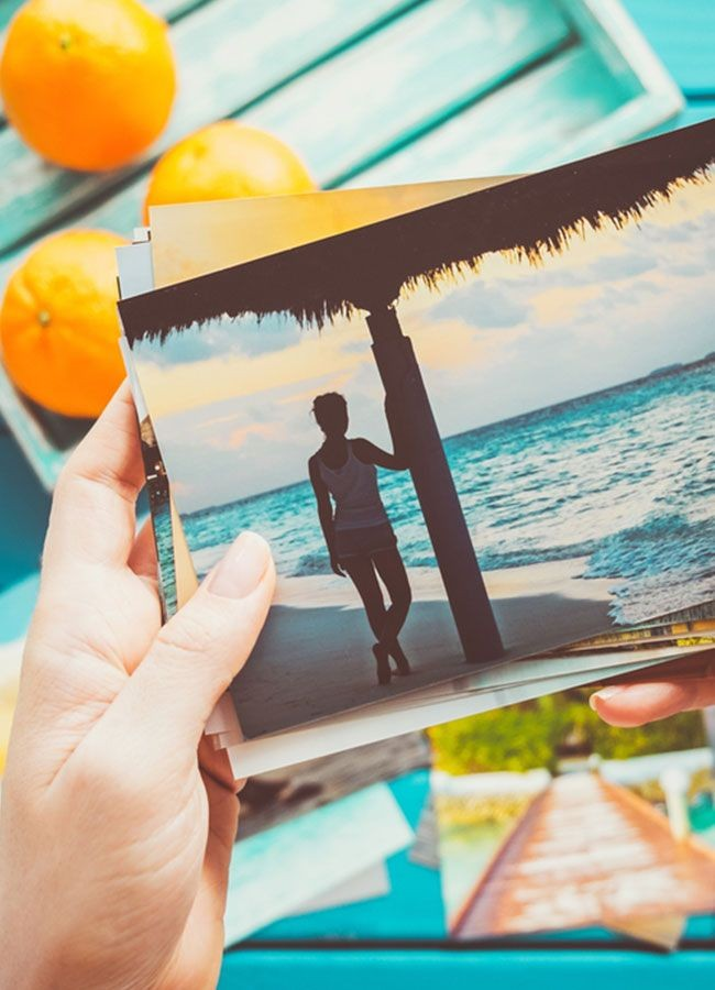 Print your beautiful memories